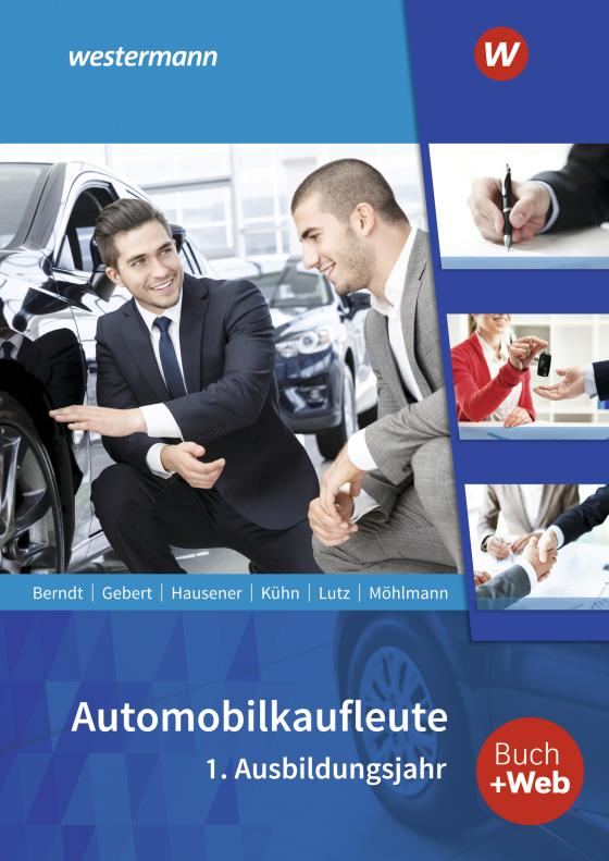 Cover-Bild Automobilkaufleute