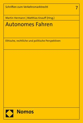 Cover-Bild Autonomes Fahren