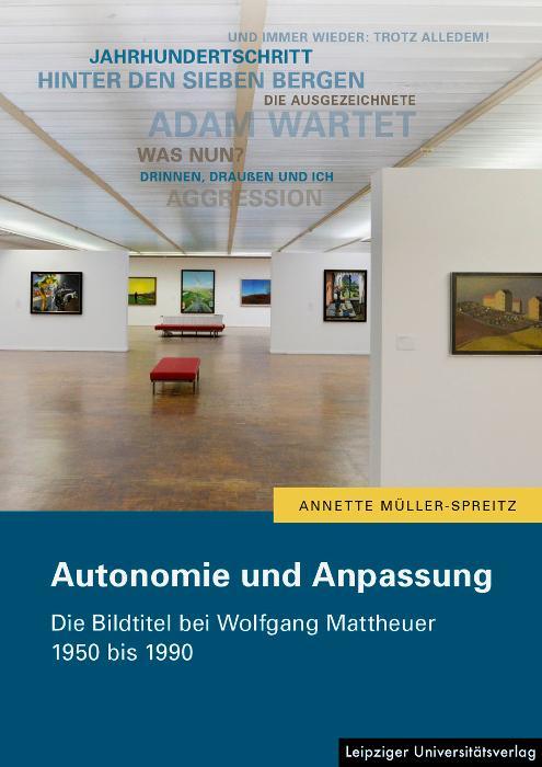 Cover-Bild Autonomie und Anpassung