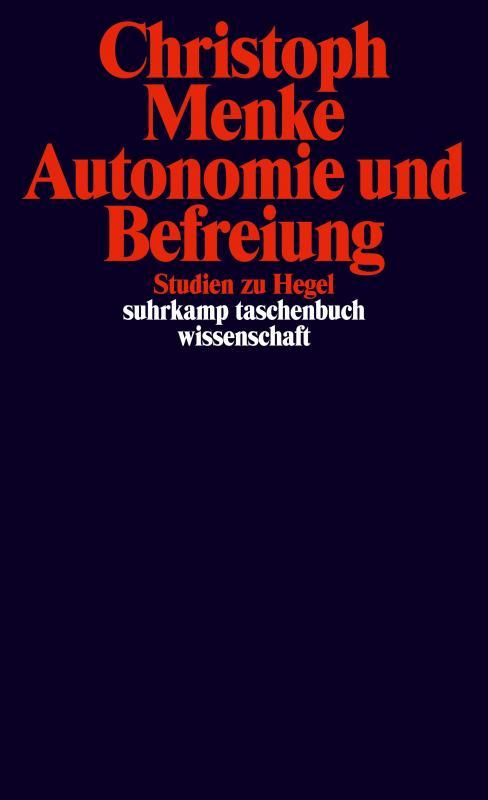Cover-Bild Autonomie und Befreiung