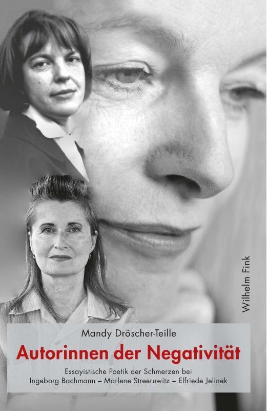 Cover-Bild Autorinnen der Negativität