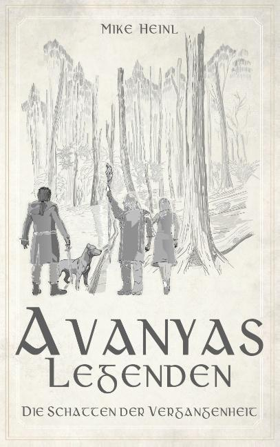 Cover-Bild Avanyas Legenden