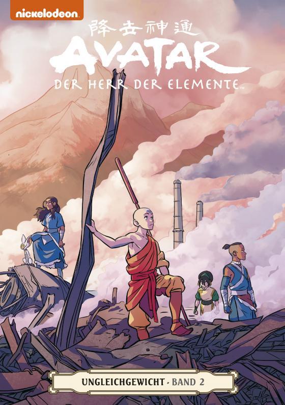 Cover-Bild Avatar - Der Herr der Elemente 18