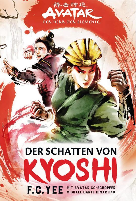 Cover-Bild Avatar – Der Herr der Elemente: Der Schatten von Kyoshi