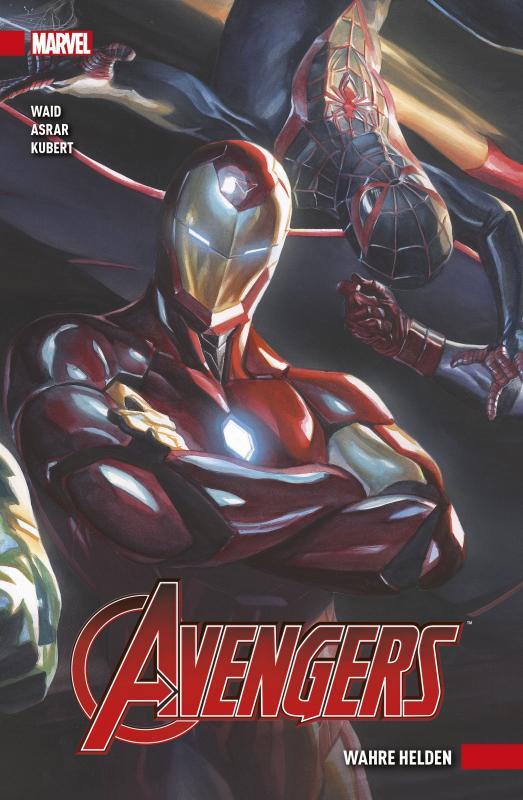 Cover-Bild Avengers