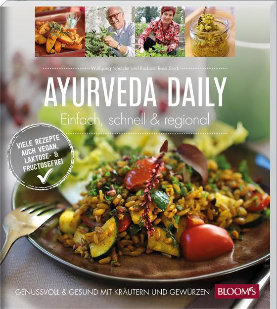 Cover-Bild Ayurveda daily