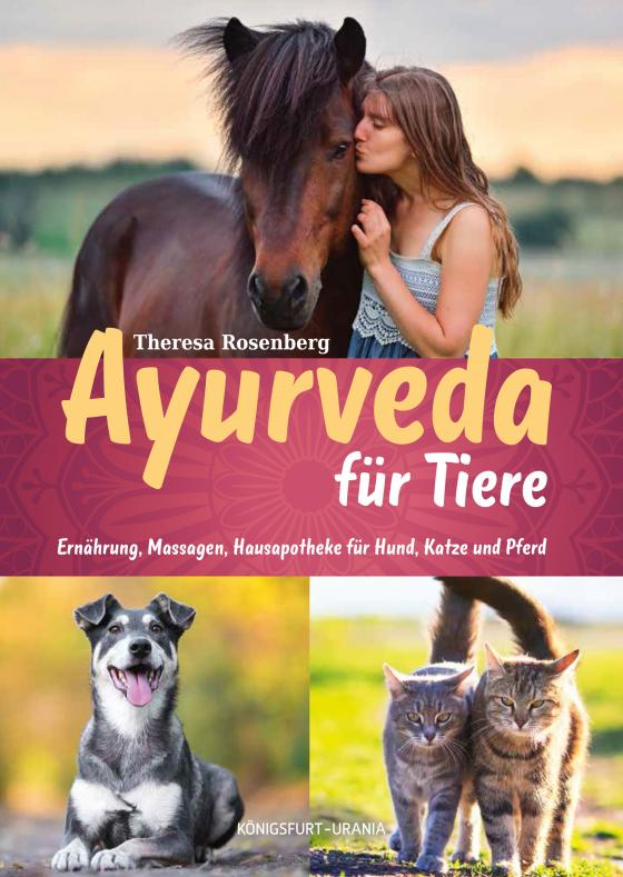 Cover-Bild Ayurveda für Tiere