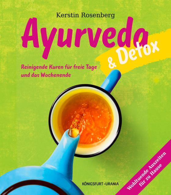 Cover-Bild Ayurveda & Detox
