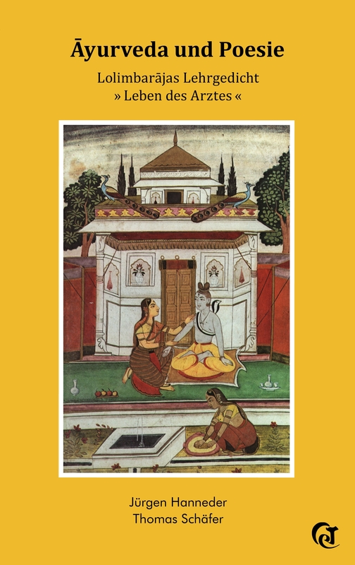 Cover-Bild Ayurveda und Poesie