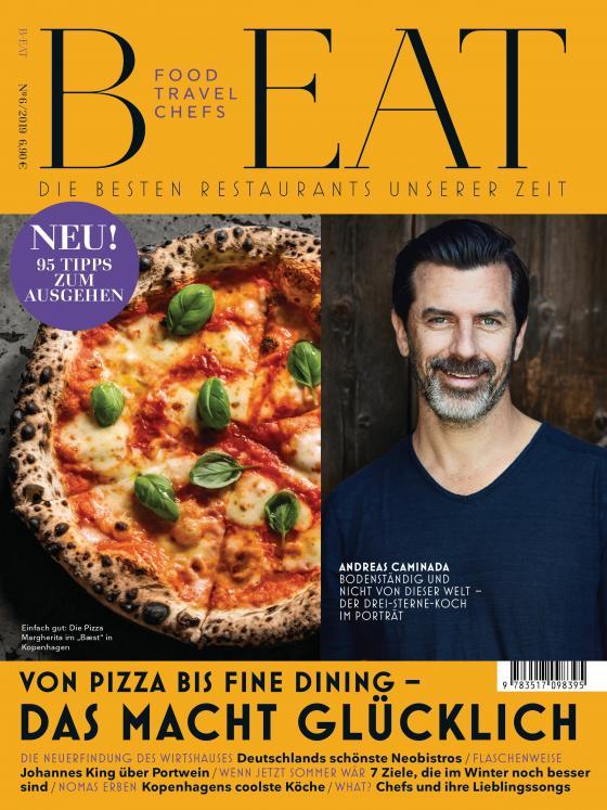 Cover-Bild B-EAT 6/2019