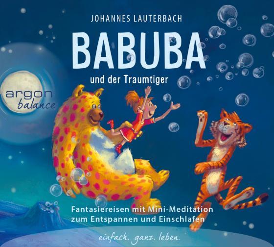 Cover-Bild Babuba und der Traumtiger
