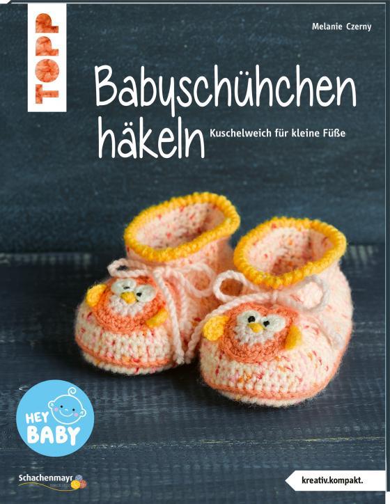 Cover-Bild Babyschühchen häkeln (kreativ.kompakt.)