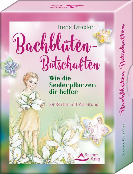 Cover-Bild Bachblüten-Botschaften