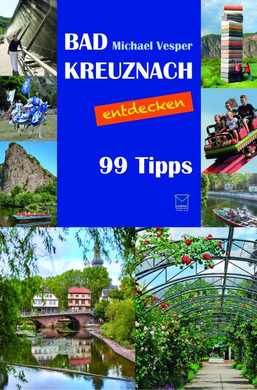 Cover-Bild Bad Kreuznach entdecken
