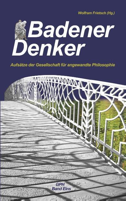 Cover-Bild Badener Denker