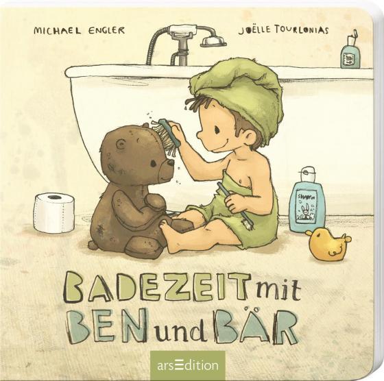 Cover-Bild Badezeit mit Ben und Bär