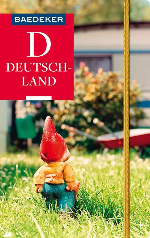 Cover-Bild Baedeker Reiseführer Deutschland