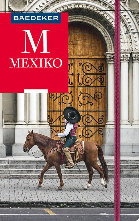 Cover-Bild Baedeker Reiseführer Mexiko