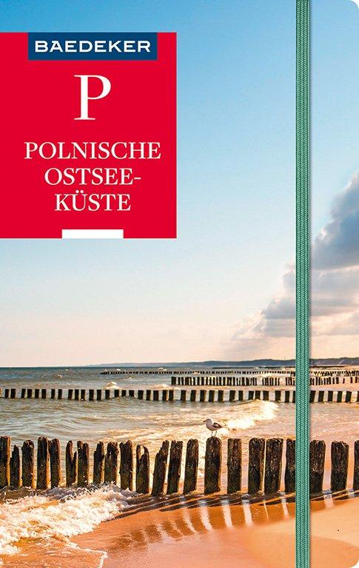 Cover-Bild Baedeker Reiseführer Polnische Ostseeküste, Masuren, Danzig