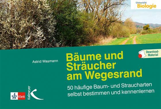Cover-Bild Bäume und Sträucher am Wegesrand