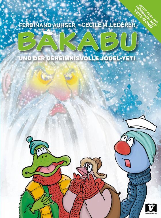 Cover-Bild Bakabu und der geheimnisvolle Jodel-Yeti