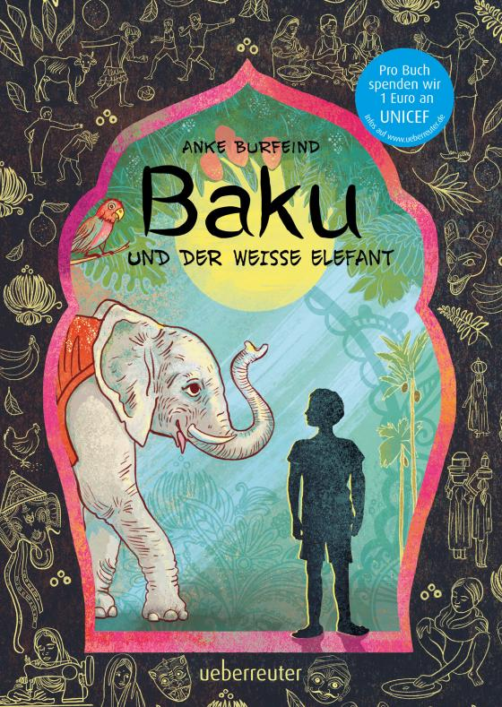 Cover-Bild Baku und der weiße Elefant
