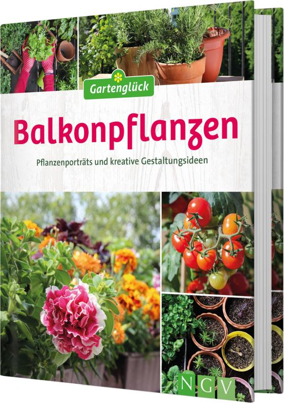 Cover-Bild Balkonpflanzen