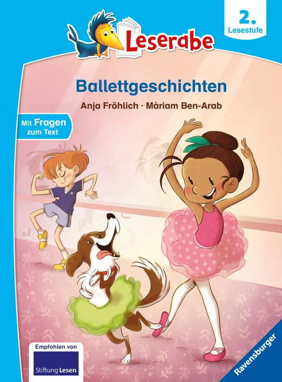 Cover-Bild Ballettgeschichten