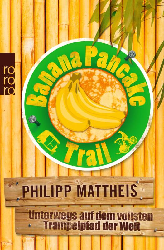 Cover-Bild Banana Pancake Trail