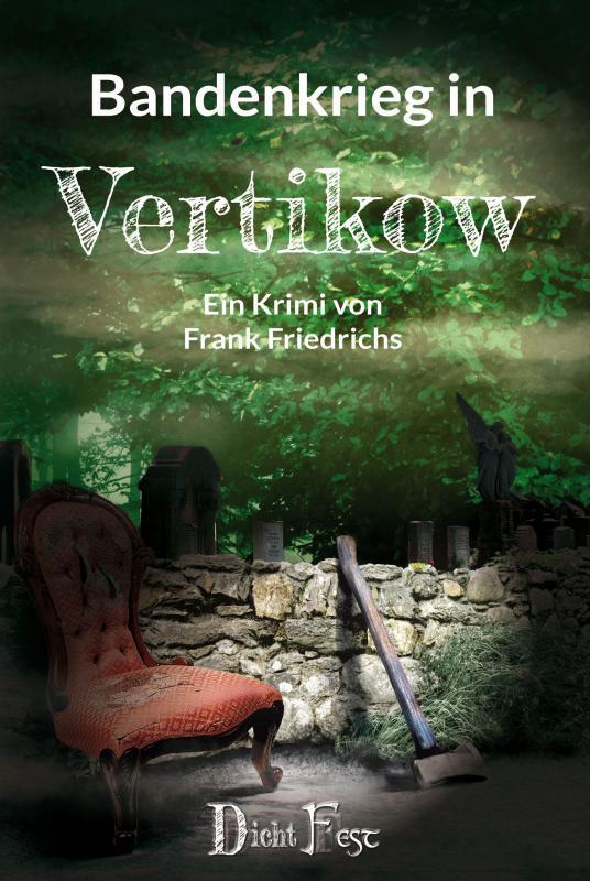 Cover-Bild Bandenkrieg in Vertikow