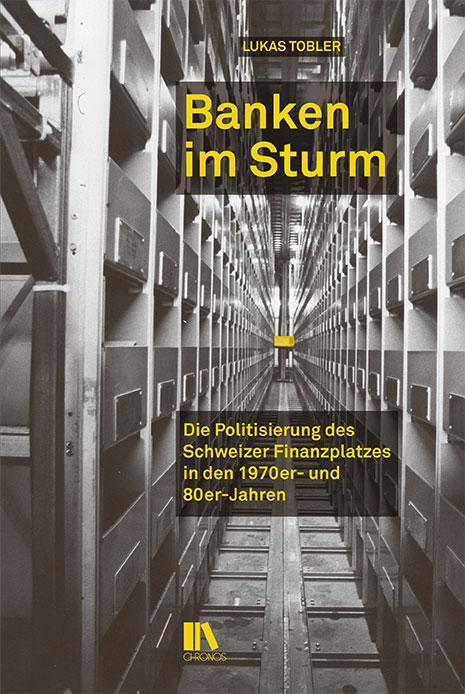 Cover-Bild Banken im Sturm