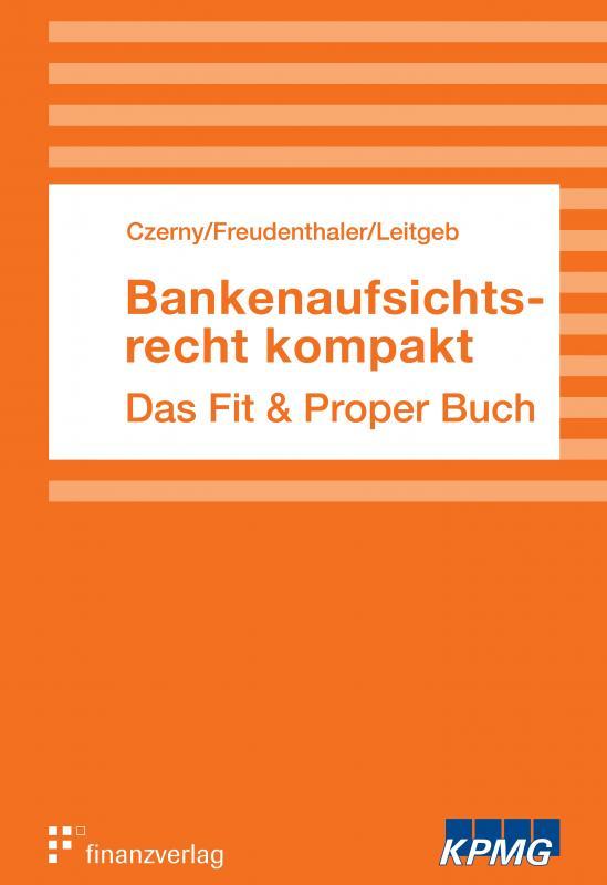 Cover-Bild Bankenaufsichtsrecht kompakt