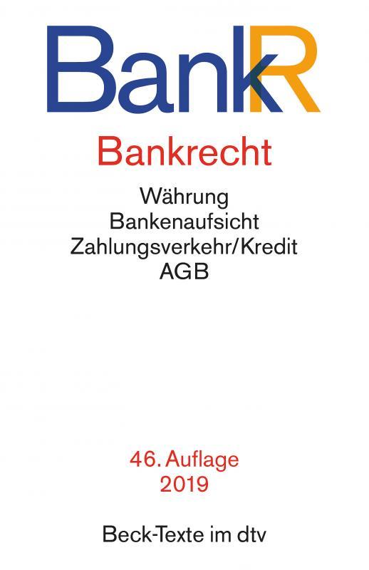 Cover-Bild Bankrecht