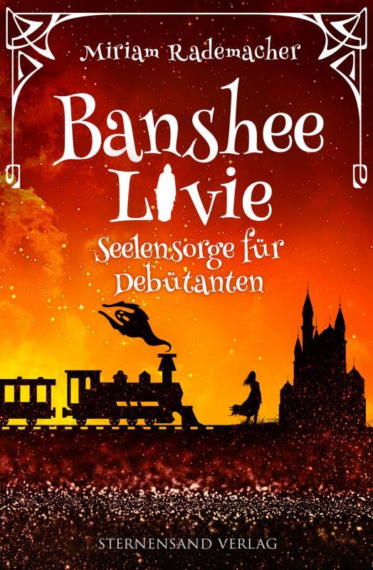 Cover-Bild Banshee Livie (Band 4): Seelensorge für Debütanten