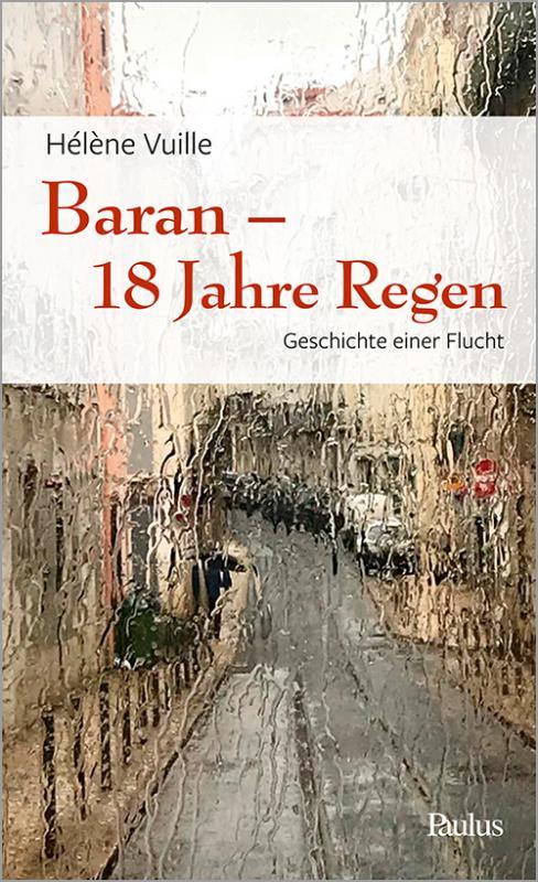 Cover-Bild Baran - 18 Jahre Regen