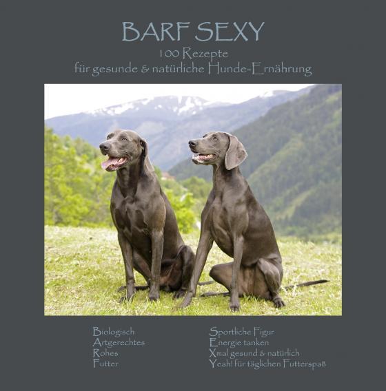Cover-Bild BARF SEXY