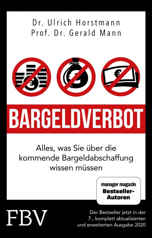 Cover-Bild Bargeldverbot