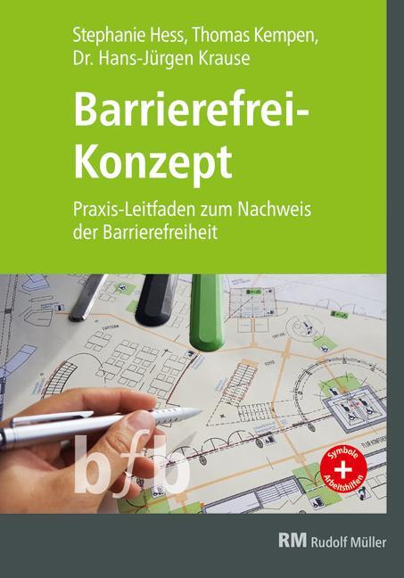 Cover-Bild Barrierefrei-Konzept