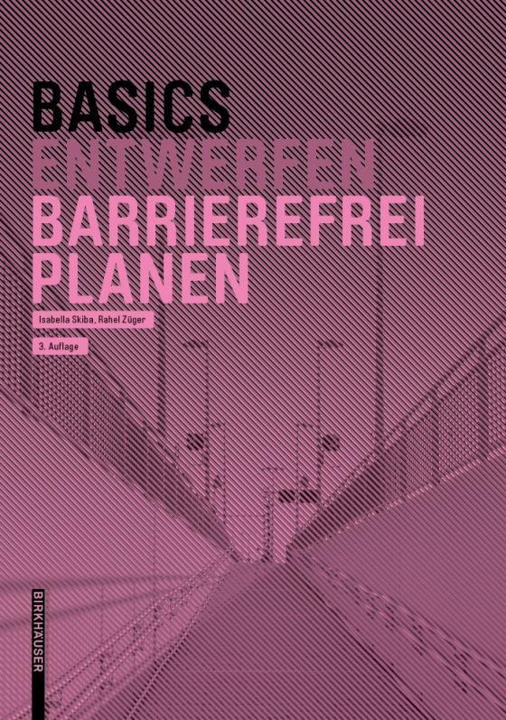 Cover-Bild Basics Barrierefrei Planen