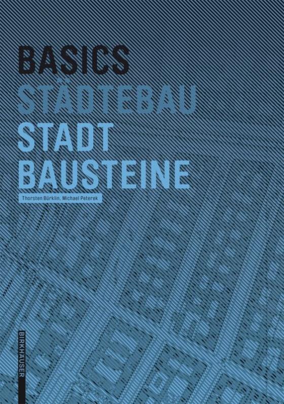 Cover-Bild Basics Stadtbausteine