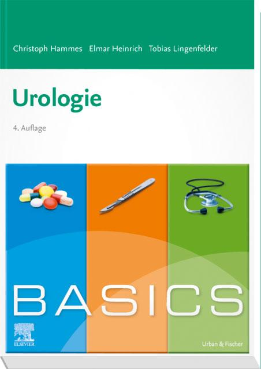 Cover-Bild BASICS Urologie