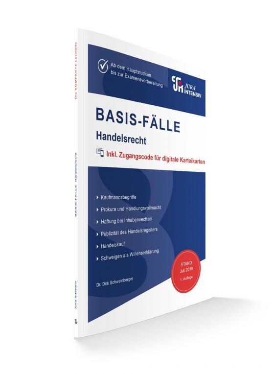 Cover-Bild BASIS-FÄLLE - Handelsrecht