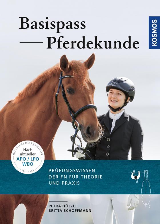 Cover-Bild Basispass Pferdekunde