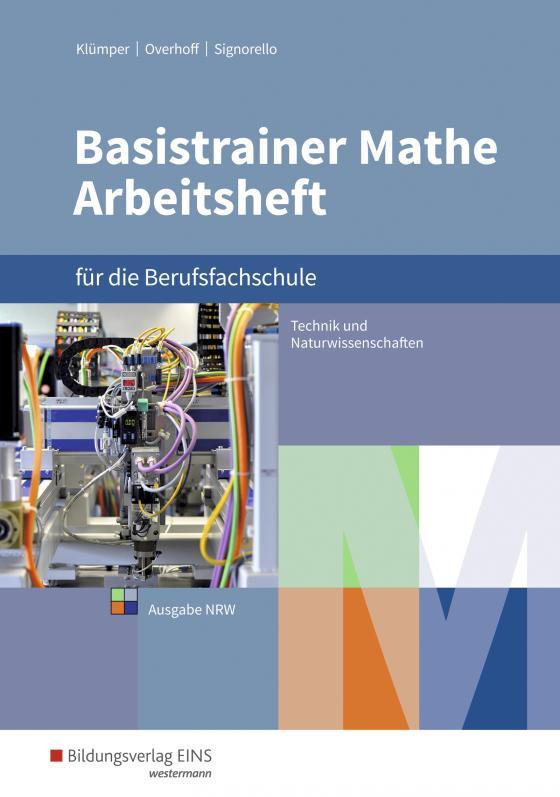 Cover-Bild Basistrainer Mathe für Berufsfachschulen in Nordrhein-Westfalen