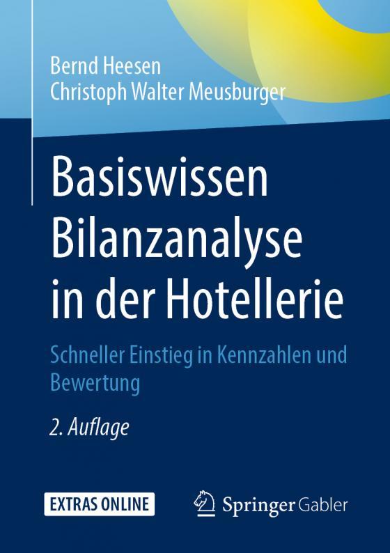 Cover-Bild Basiswissen Bilanzanalyse in der Hotellerie