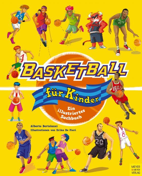 Cover-Bild Basketball für Kinder