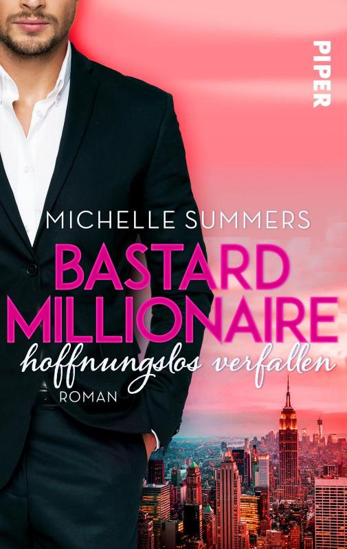 Cover-Bild Bastard Millionaire - hoffnungslos verfallen