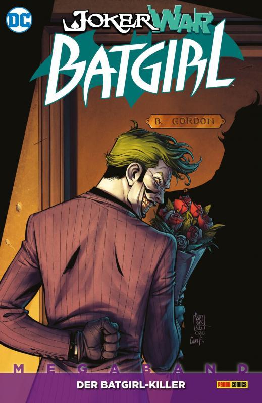 Cover-Bild Batgirl Megaband