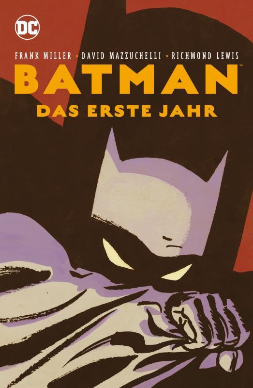 Cover-Bild Batman: Das erste Jahr (Neuausgabe)