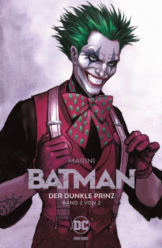 Cover-Bild Batman: Der Dunkle Prinz